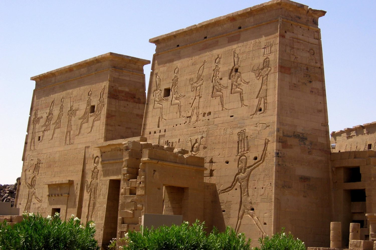 Aswan Tour Philae temple