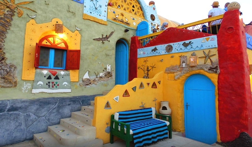 Nubian village excursion