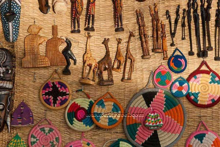 shops in Nubian village
