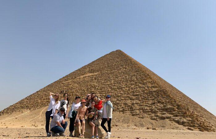 Dahshur, Pyramids of Dahashur, Dahshur Pyramids, Deluxe Tours Egypt