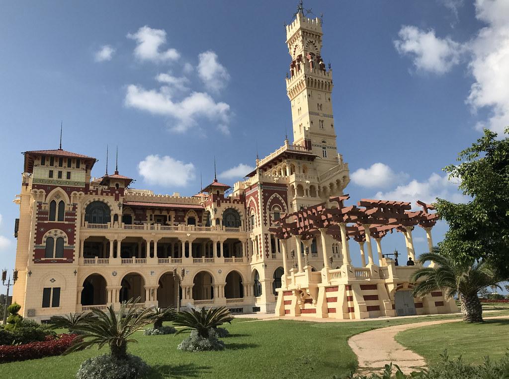Montazah gardens alexandria