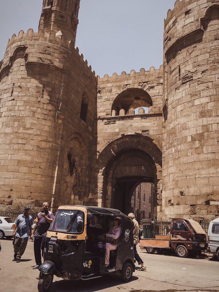 Bab Zweila, Al Muizz Street, Morz Street