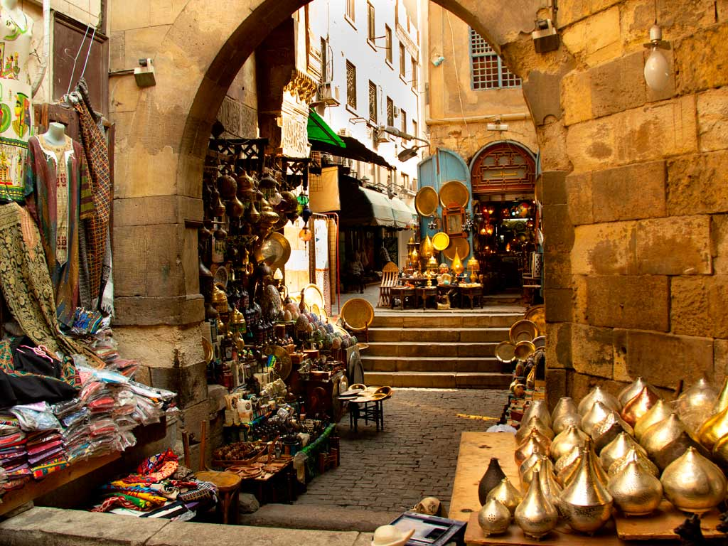 Khan el Khalili, Cairo attractions