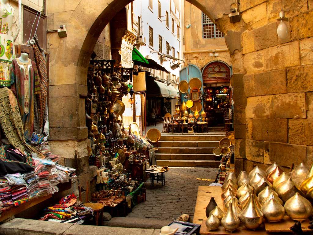 Khan el Khalili, Cairo attractions