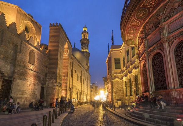 El Moez Ldin Allah Al Fatmi street, Islamic cairo tour