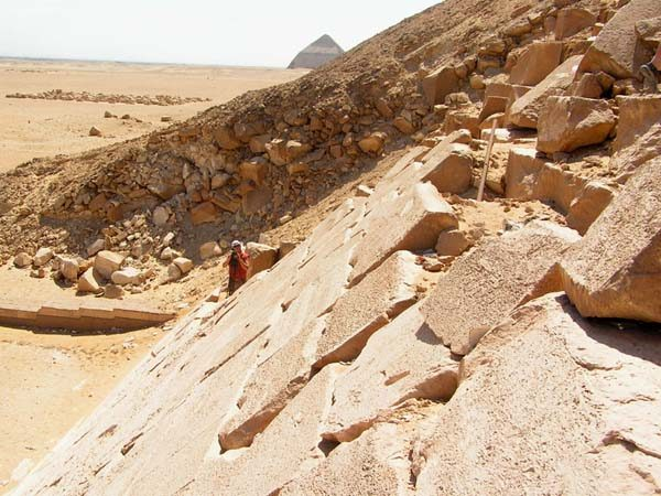 Cairo tours Red Pyramid