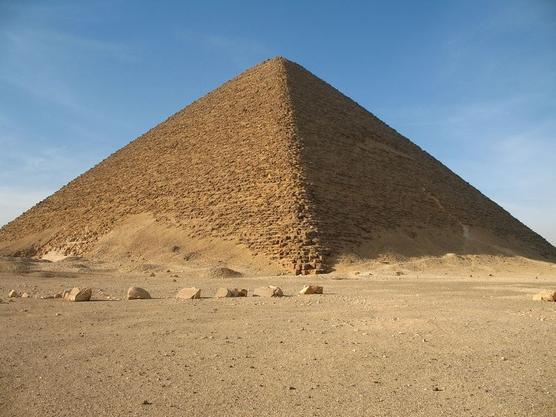 Red Pyramids, Cairo attractions, Deluxe Tours Egypt