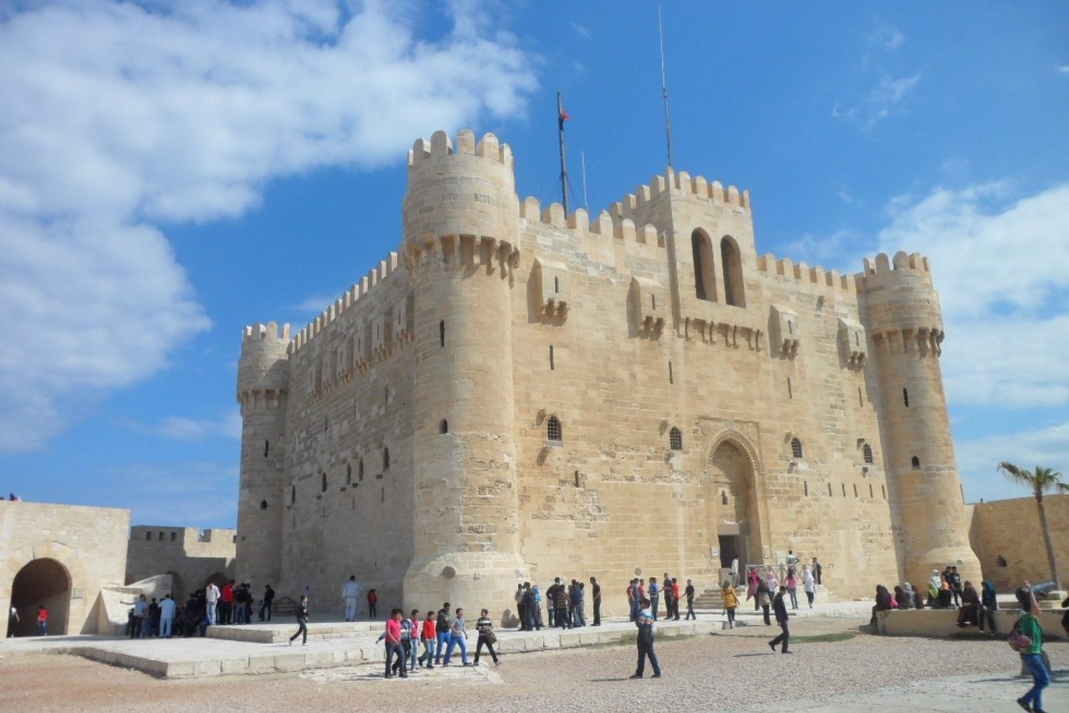 alexandria, Quitbay citadel, day trip to alexandria from cairo