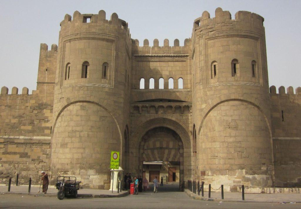 Bab El Fotouh, Cairo travel guide, Cairo attractions, Islamic Cairo, Islamic cairo walking tour
