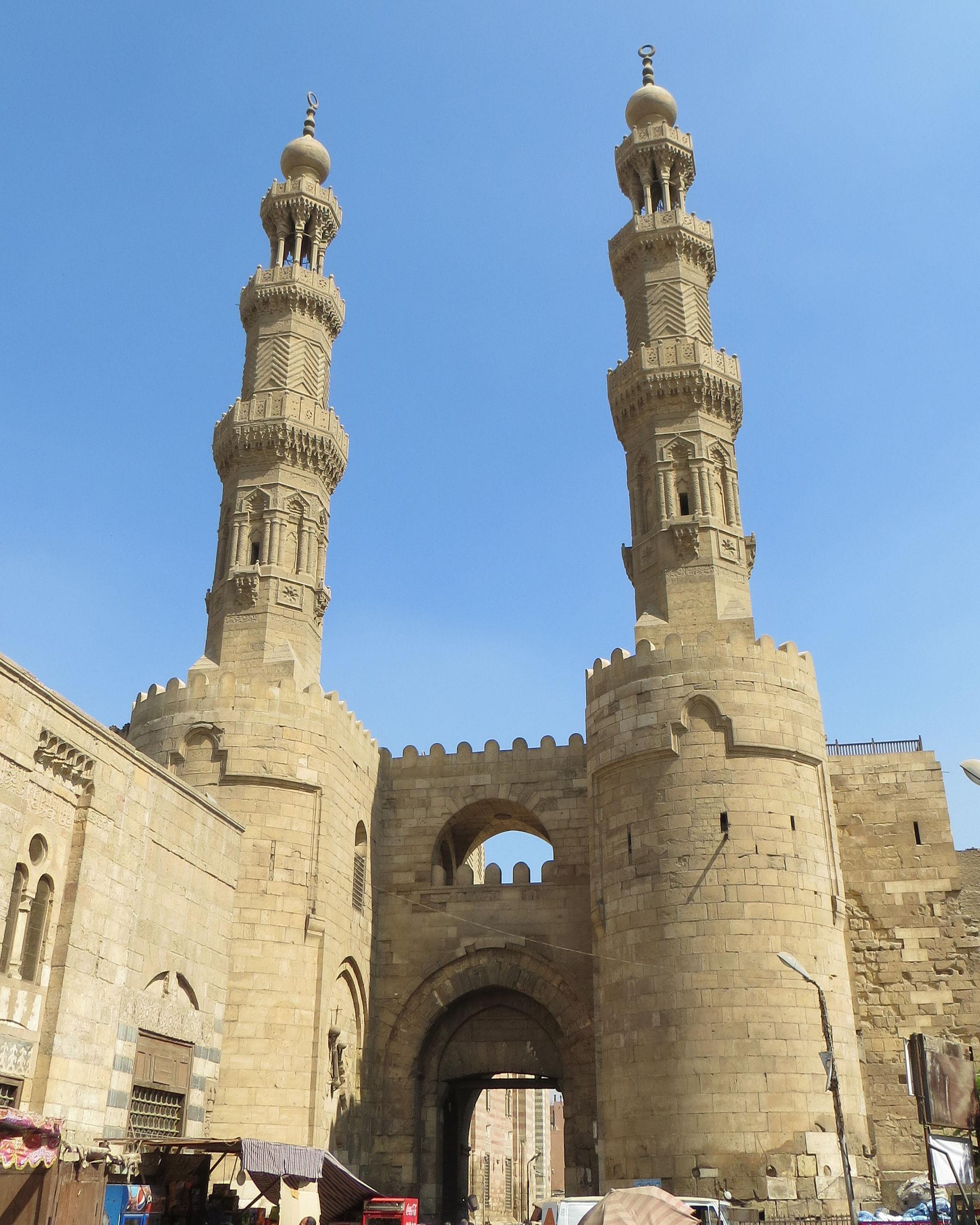 Bab Zweila Cairo gate