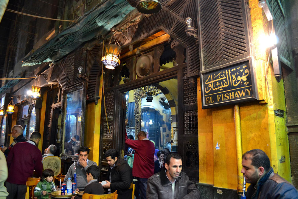 Fishawy cafe cairo