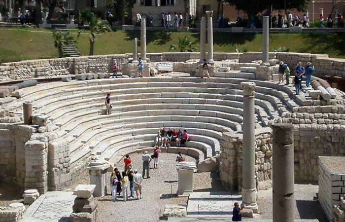 Roman Theatre Alexandria