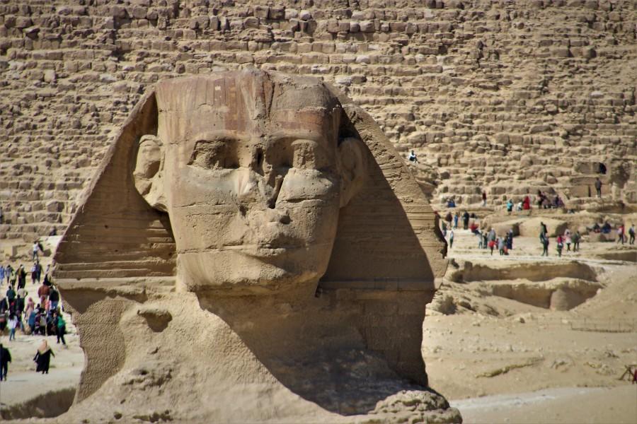 Sphinx, Deluxe tours egypt