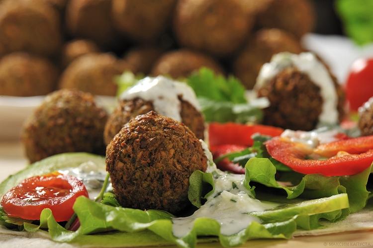Falafel, Tamia, Food in Egypt