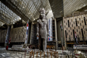 Grand Egyptian msueum, New Egyptian museum cairo