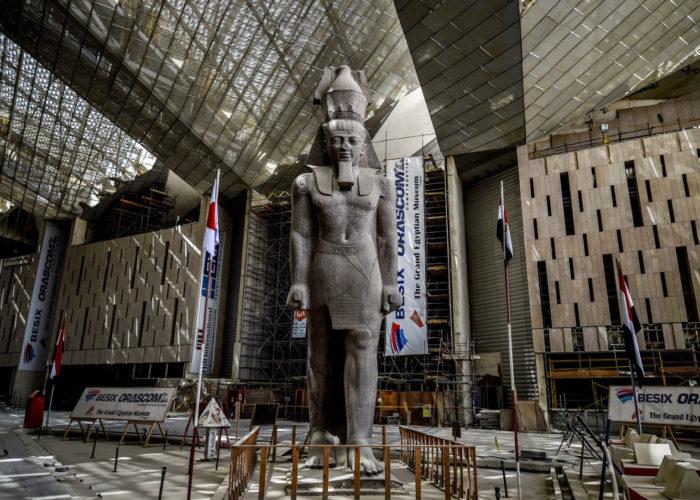 Grand Egyptian msueum, New Egyptian museum cairo