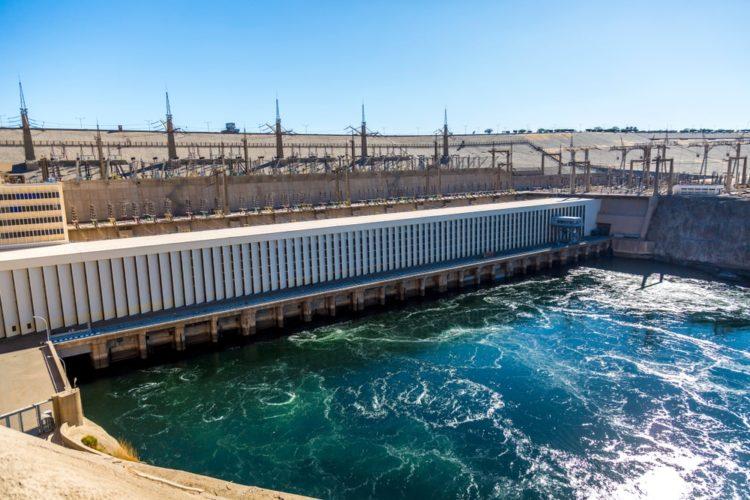 High Dam in Aswan, Aswan Dam