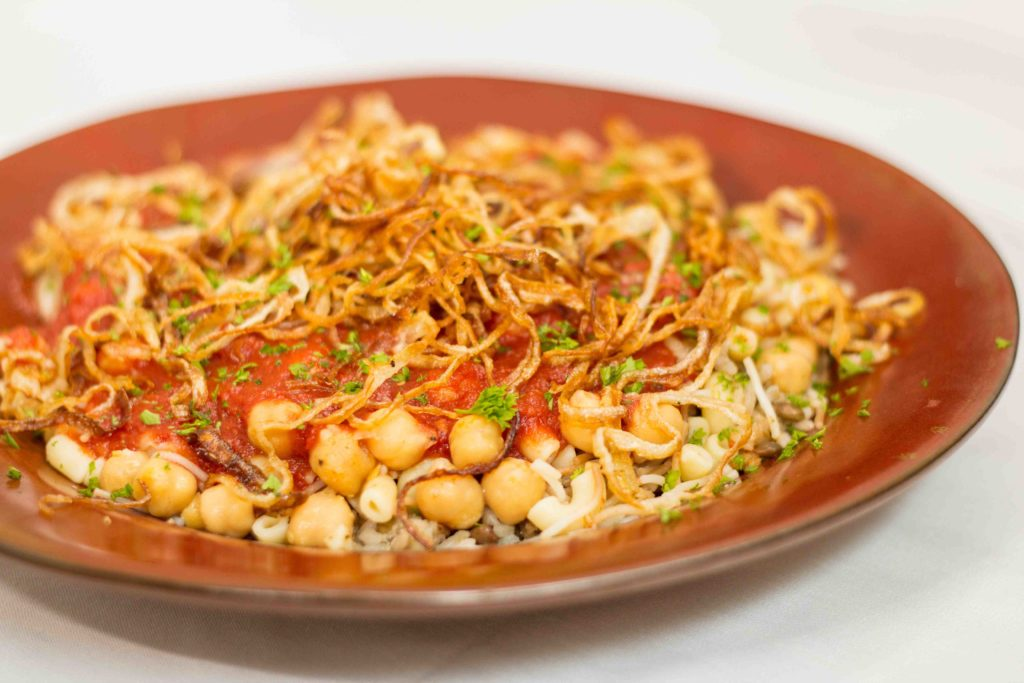 Egyptian food, Koshari