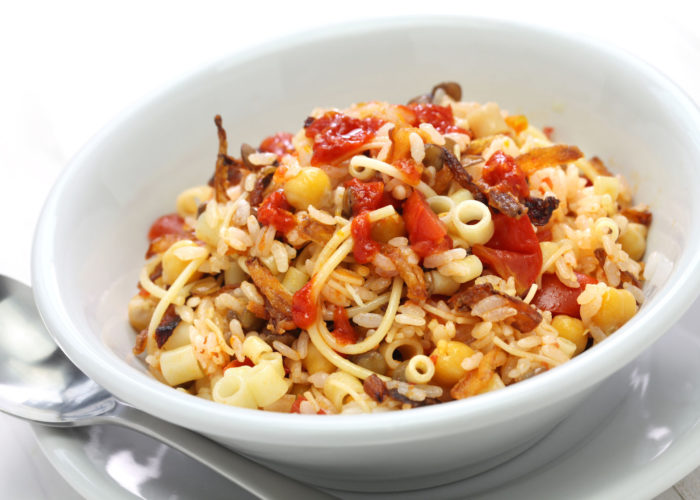 Kushari, Koshari, Egyptian food