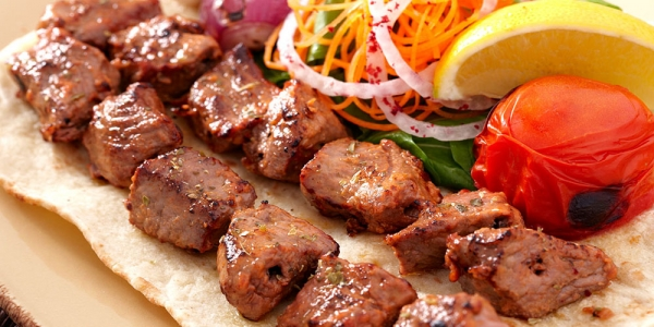 Kebab, what to eat in Egypt, food in Egypt