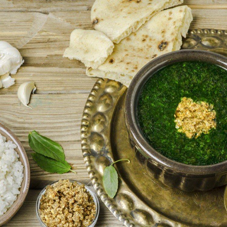 Molokhia, Egyptian food