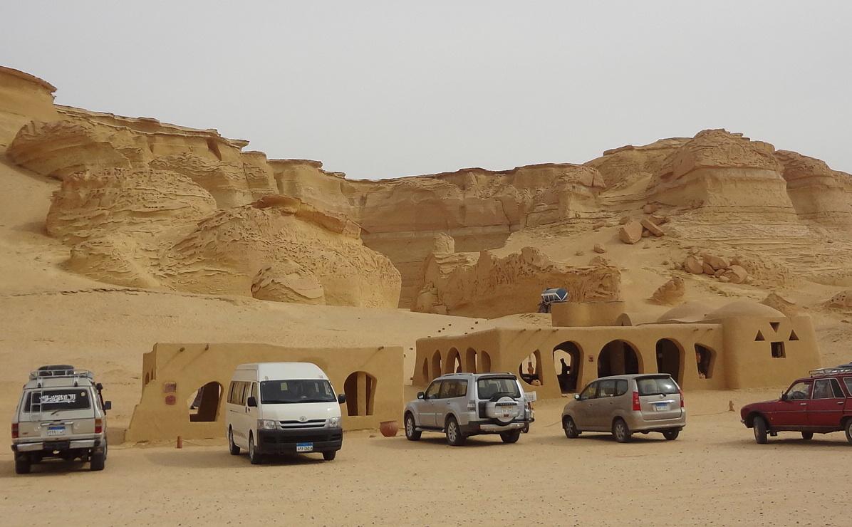 Fayoum, Wadi Hitan, Valley of the Whales