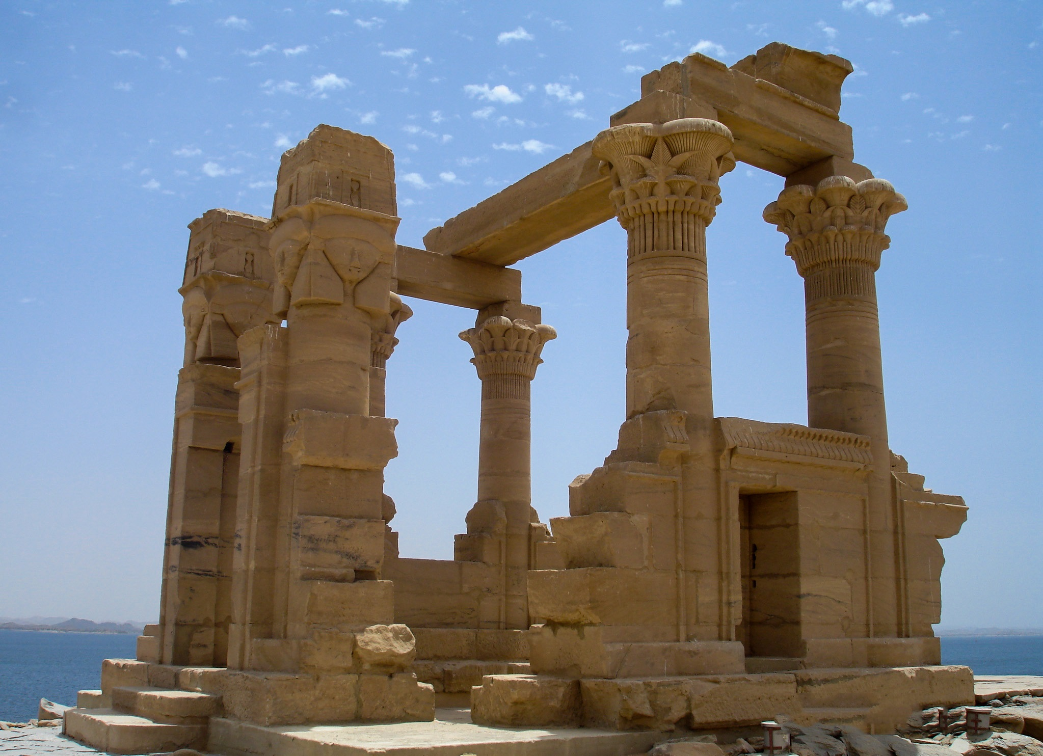 Day tour to Kalabsha temple from Aswan