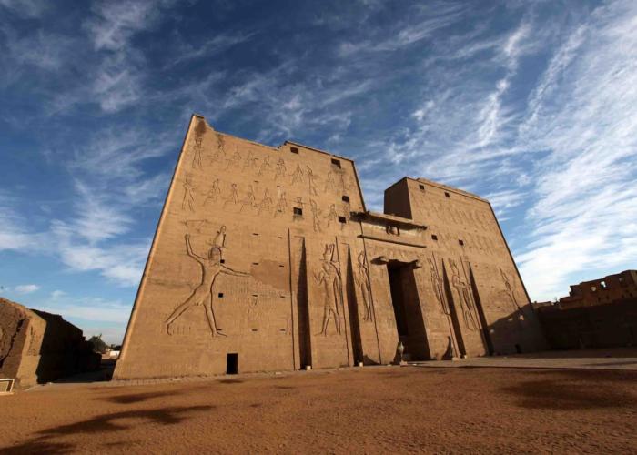 Edfu Temple. Aswan Tours