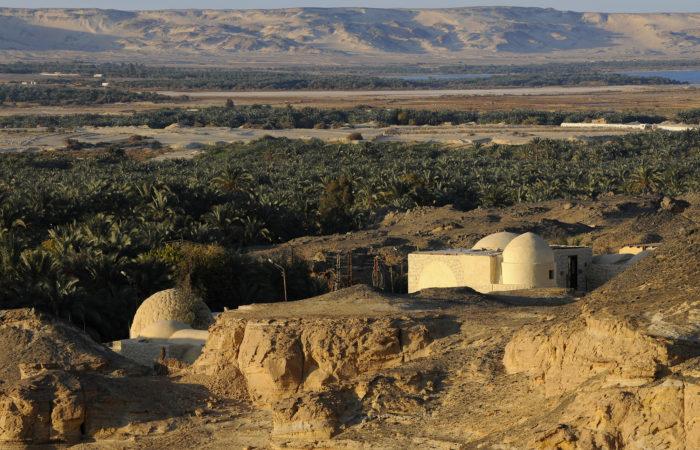 Bawiti Baharia oasis, Bahareya