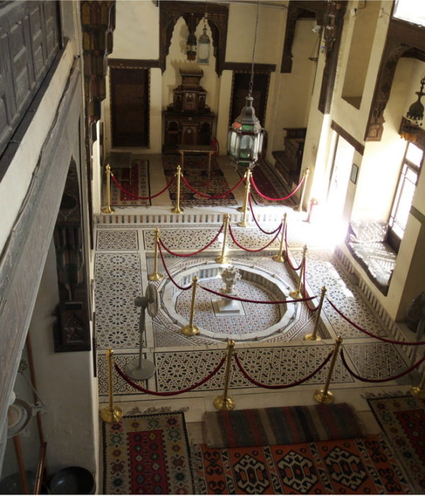Gayer anderson museum Cairo