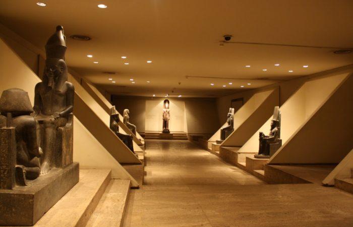 Luxor Museum and Mummification museum