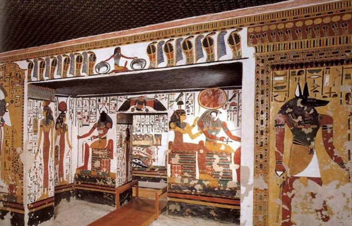 Tomb Nefertari Luxor, Valley of Queens