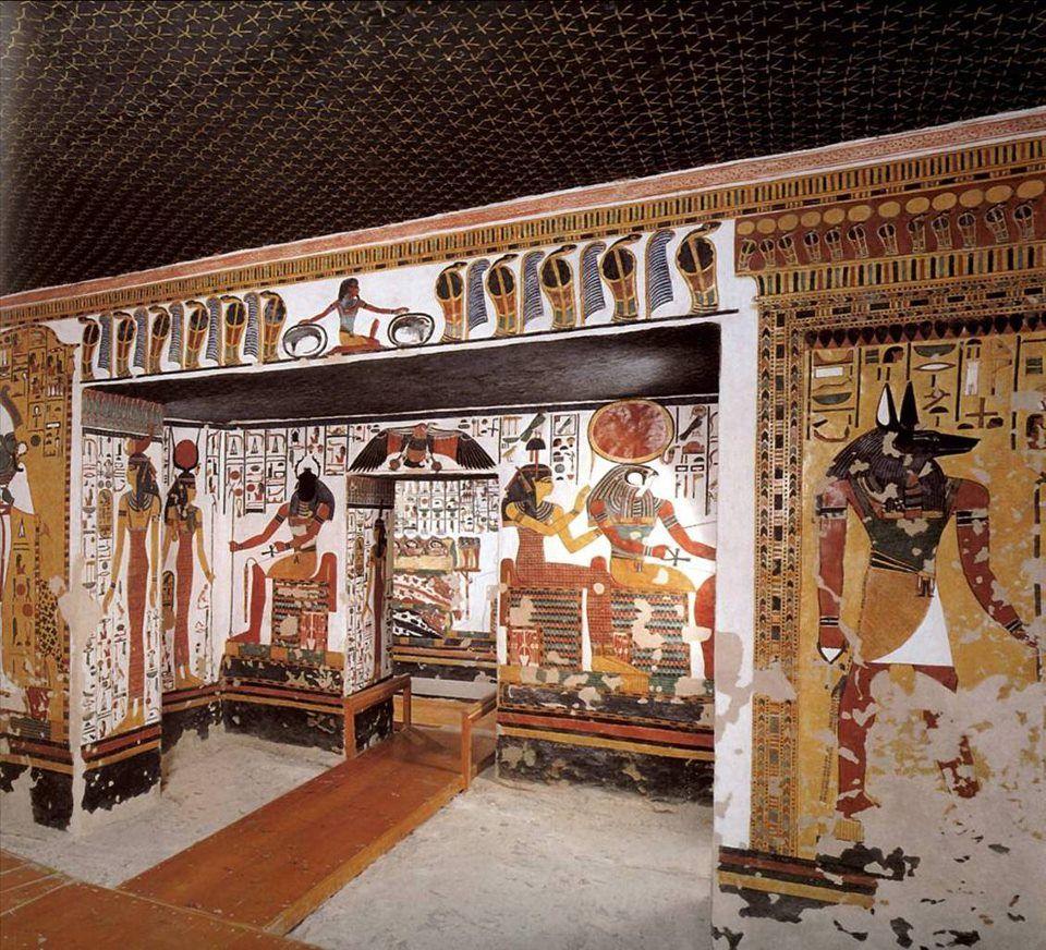 Tomb Nefertari Luxor, Valley of Queens