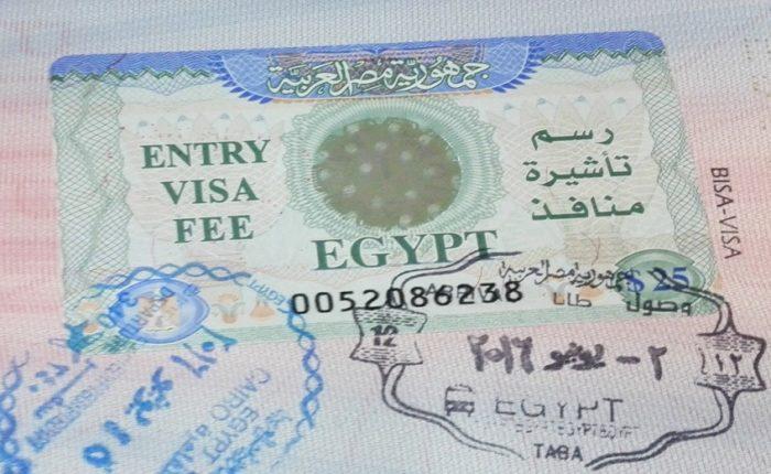 Egypt visa, travel to Egypt visa