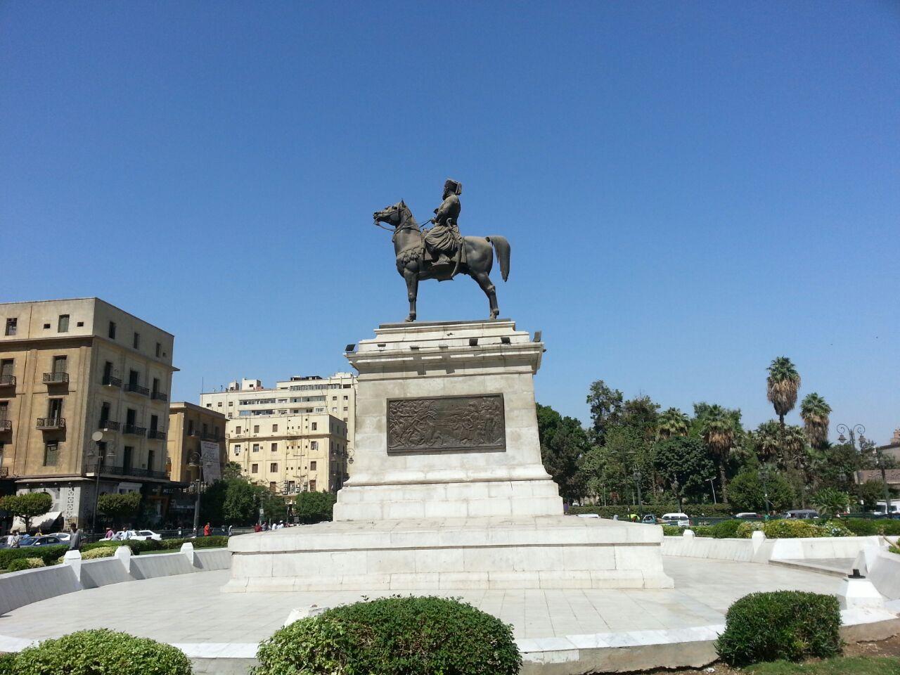 Cairo Ataba square, cairo tours, deluxe tours egypt