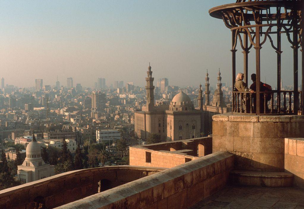 Citadel of Salah El Din Cairo