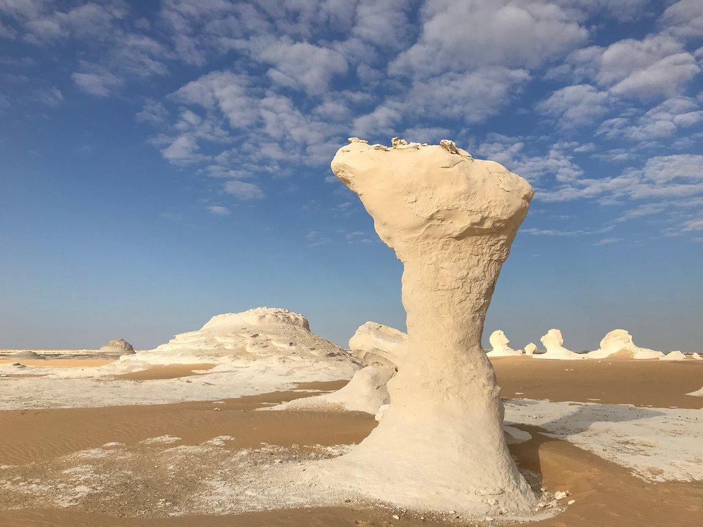 White desert, Baharia, Deluxe Tours Egypt