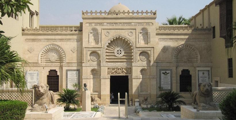 Coptic museum Cairo, coptic cairo tour