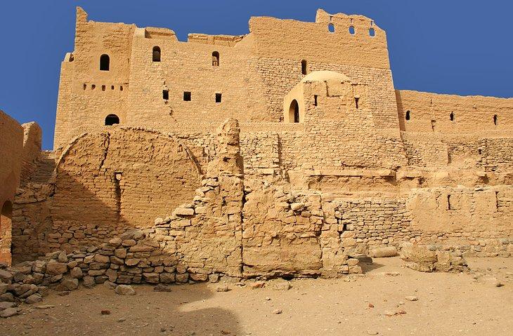 St. simon monastery aswan