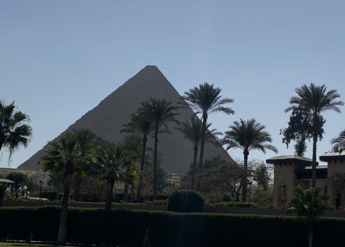 Pyramids of Giza, Cairo pyramids