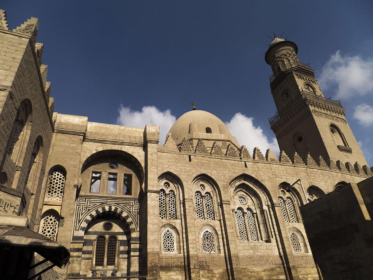Sultan Qalawun Complex, Moez street, Al Muizz street, Islamic Cairo