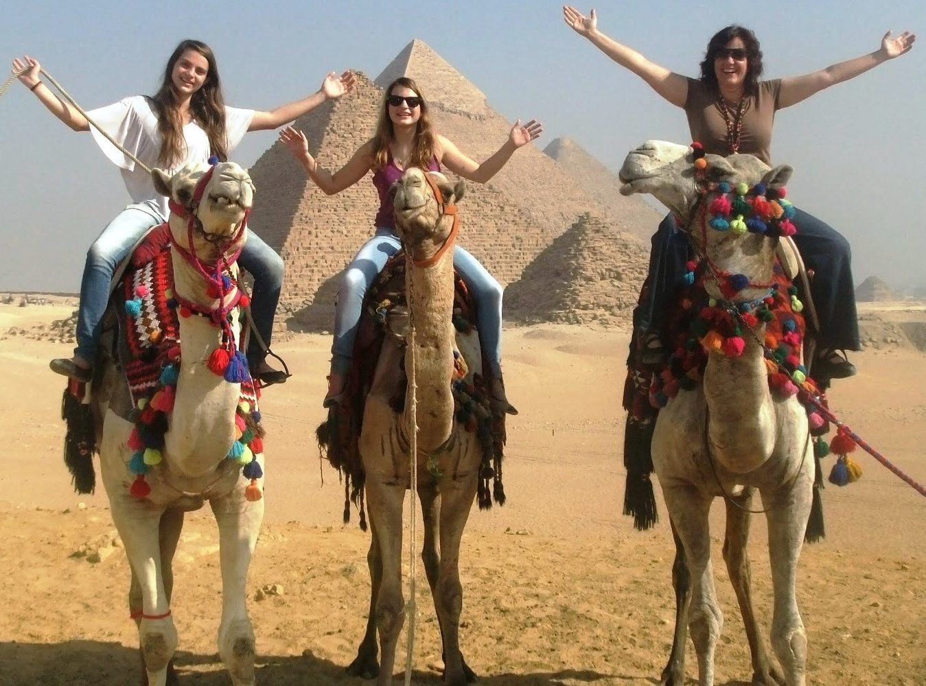 Half day tour pyramids of giza and Sphinx