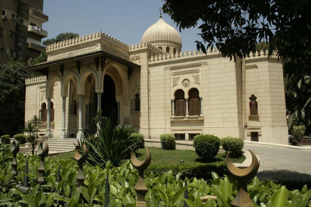 Museum of Islamic ceramic Cairo egypt