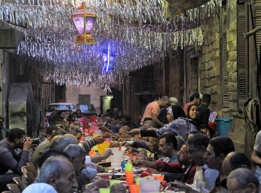 ramadan in Egypt
