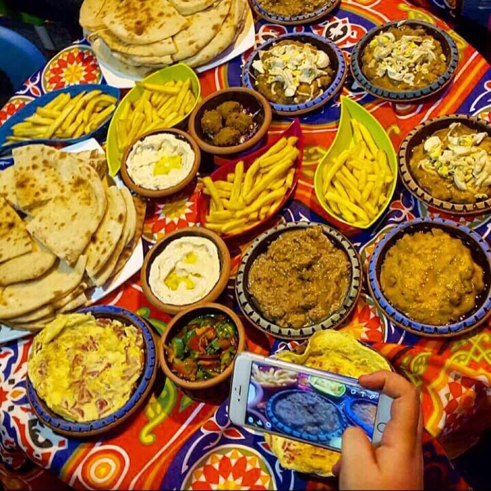Ramadan sohour, Ramadan in Egypt