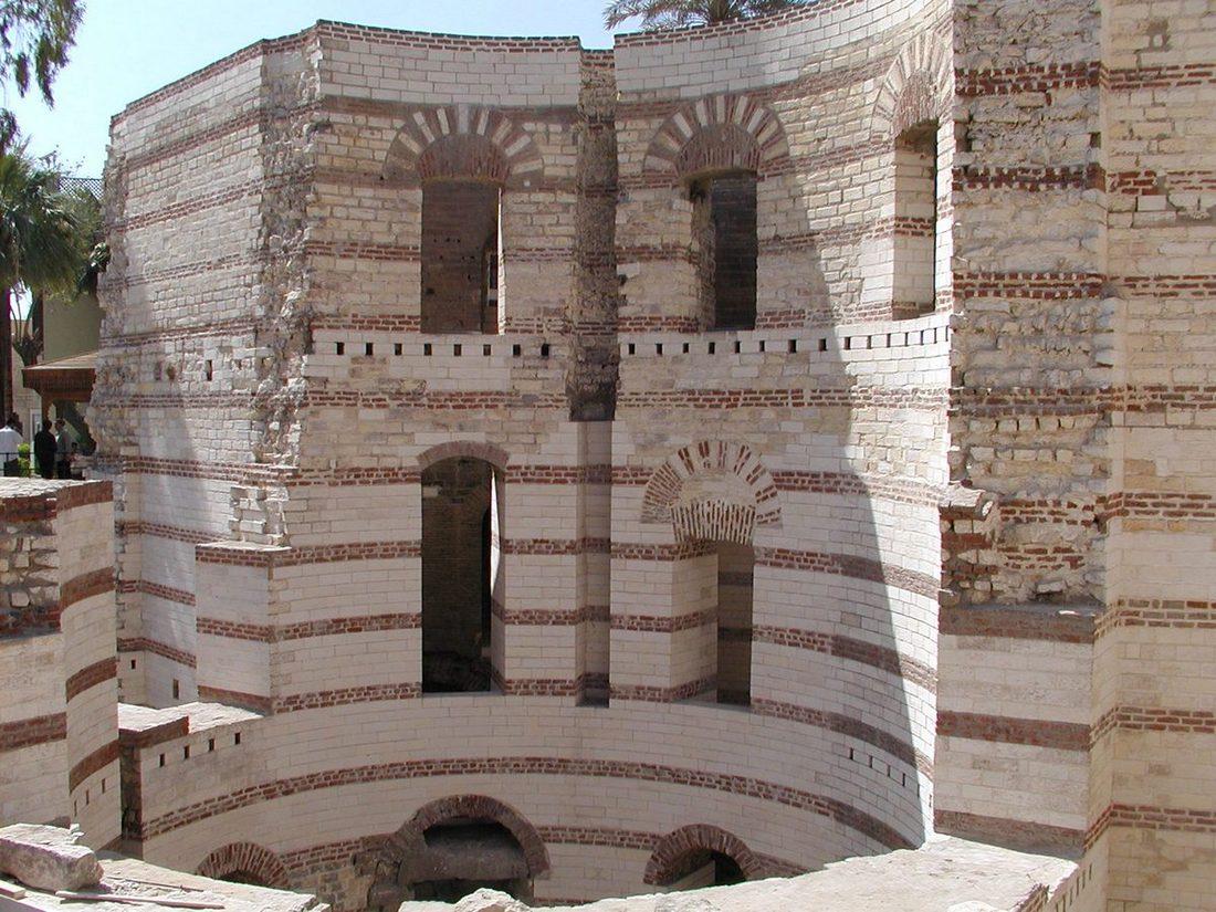 Babylon fort, old cairo, Coptic Cairo