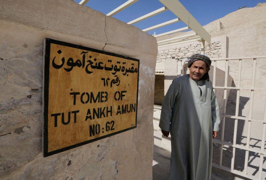 tomb of tut ankh amun, tut ankh amun, tutankhamun, luxor