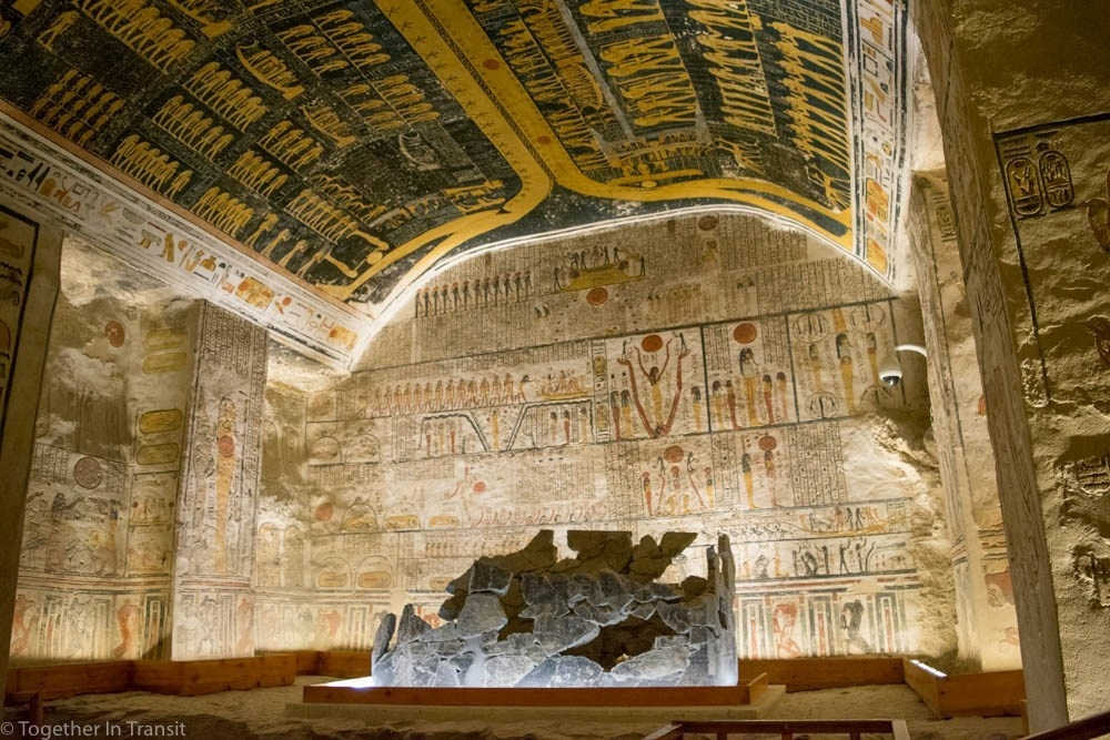 Valley of Kings, Valley of Kings luxor, Luxor
