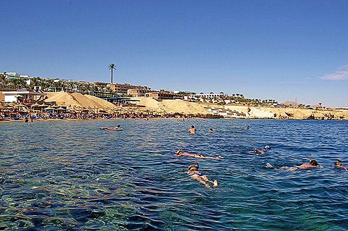 Sharm El Sheikh, Sharks Bay, Deluxe Tours Egypt