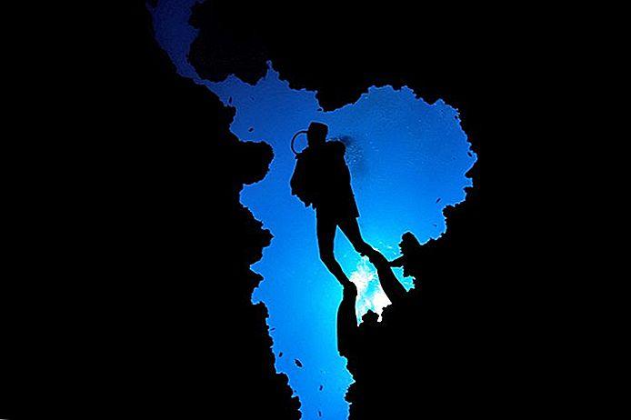sharm el sheikh, Blue hole